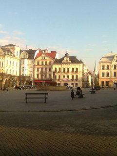 FOTKA - Polsko -  náměstí