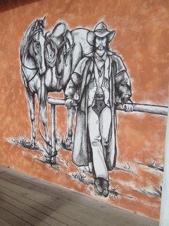 FOTKA - Westernové městečko......