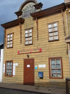 FOTKA - Westernové městečko - Banka