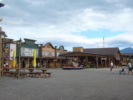 FOTKA - Westernové městečko vedle Tatralandie