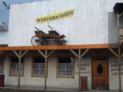 FOTKA - Westernové městečko.........