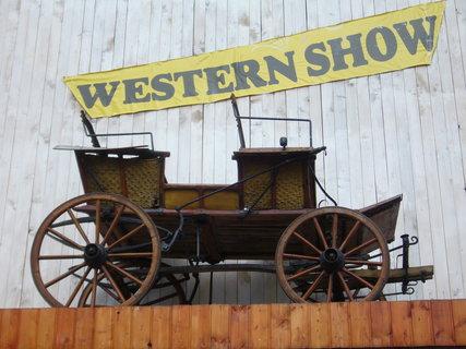 FOTKA - Westernové městečko..........