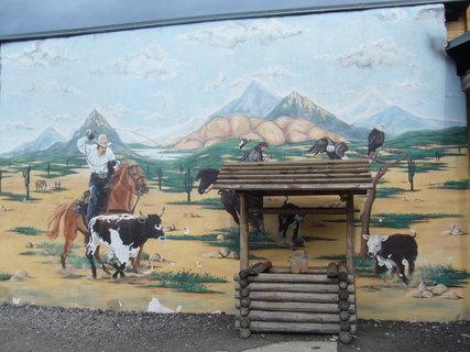 FOTKA - Westernové městečko,