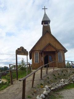 FOTKA - Kostelík s hřbitovem