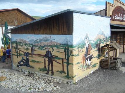 FOTKA - Westernové městečko,,,