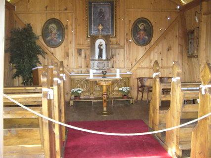 FOTKA - Westernové městečko - v kostelíku