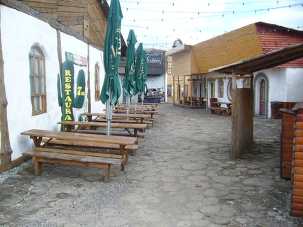 FOTKA - Westernové městečko u Liptovského Mikuláše..
