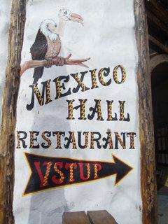 FOTKA - Westernové městečko - restaurace