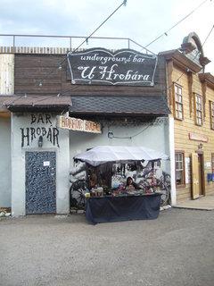 FOTKA - Westernové městečko u Liptovského Mikuláše.......