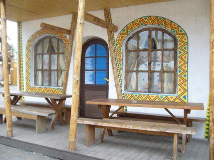 FOTKA - Westernové městečko vedle Tatralandie.