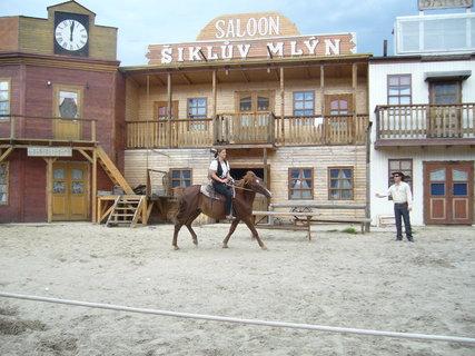 FOTKA - Westernová show..