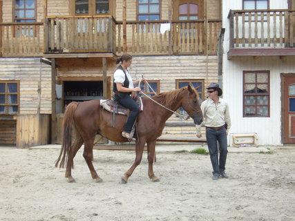 FOTKA - Westernová show...