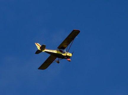 FOTKA - Vyhlídkový let nad Kuksem