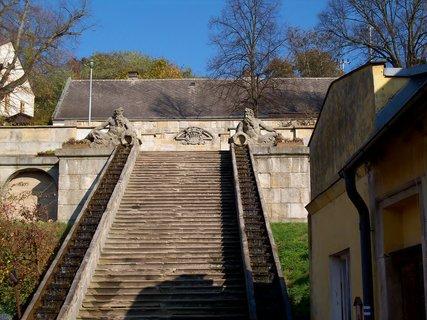 FOTKA - Mokré schody-Kuks