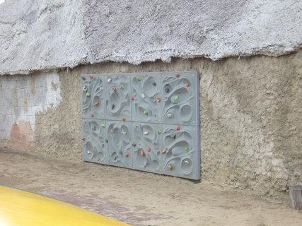 FOTKA - Lezeck� st�na