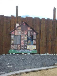 FOTKA - Prostor pro děti - náznak perníkové chaloupky