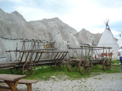 FOTKA - Westernov� m�ste�ko u Liptovsk�ho Mikul�e,,,