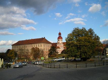 FOTKA - Roudnické náměstí v říjnu