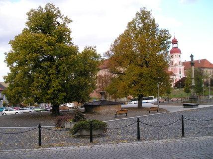 FOTKA - Lípy na náměstí