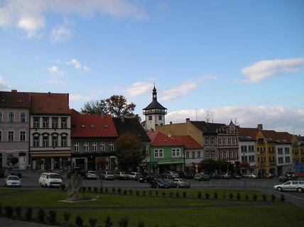 FOTKA - Náměstí je s kopce