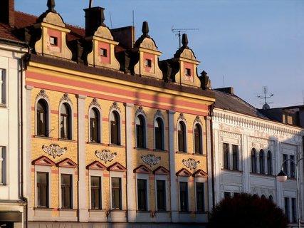 FOTKA - Hořice náměstí