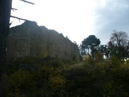 FOTKA - zřícenina hradu.