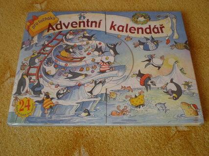 FOTKA - adventní kalendář pro tučňáky.