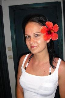 FOTKA - s kytičkou