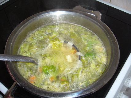 FOTKA - Zeleninová polévka