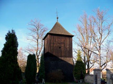 FOTKA - Dřevěná zvonice u Vysokého Mýta