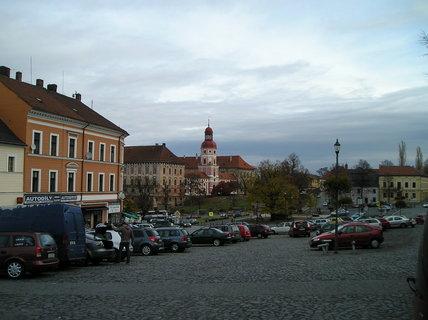 FOTKA - Roudnické náměstí v pátek
