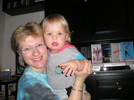 FOTKA - Tak teď jedna póza s maminkou