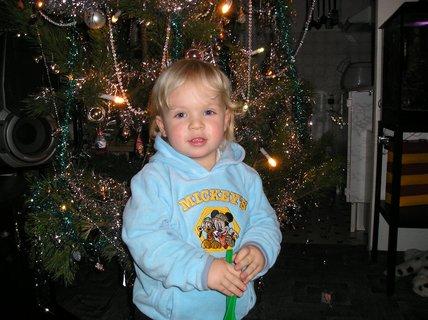 FOTKA - Moje druhé vánoce