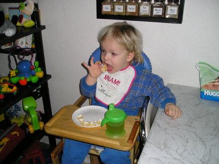 FOTKA - Maminčina buchta se šlehajdou mi vřdycky hrozně chutnala
