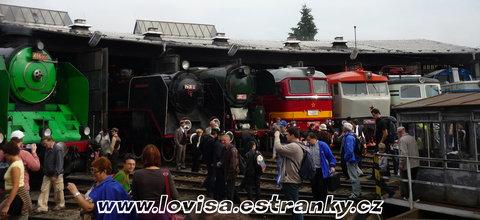 FOTKA - Den železnice