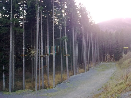 FOTKA - lanová dráha