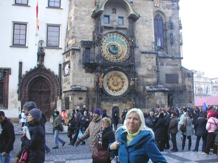 FOTKA - u orloje