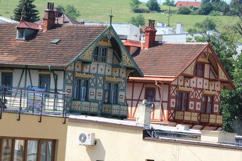 FOTKA - Luhačovice - domy