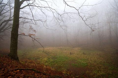 FOTKA - Bývalé čertovo jezírko