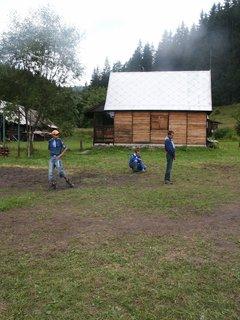 FOTKA - Vodácký tábor, Slovensko 2009 7