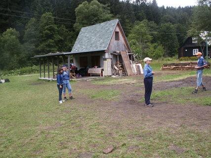 FOTKA - Vodácký tábor, Slovensko 2009 8