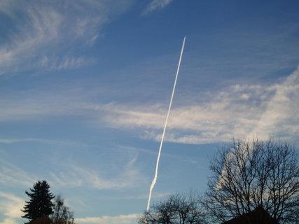 FOTKA - listopadové nebe