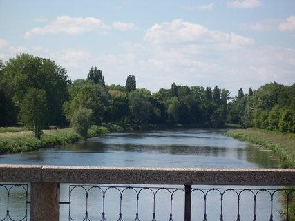 FOTKA - pohled z mostu