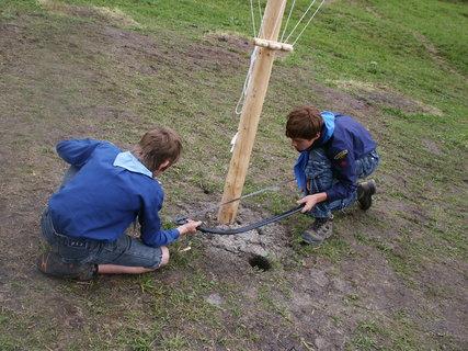 FOTKA - Vodácký tábor, Slovensko 2009 12