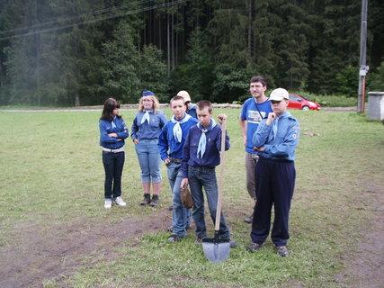 FOTKA - Vodácký tábor, Slovensko 2009 16