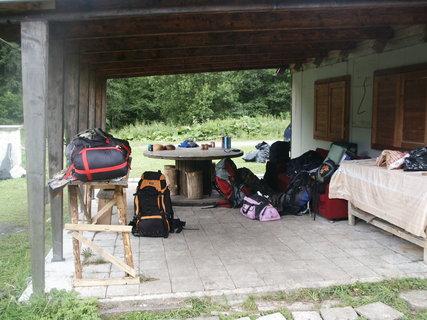 FOTKA - Vodácký tábor, Slovensko 2009 17