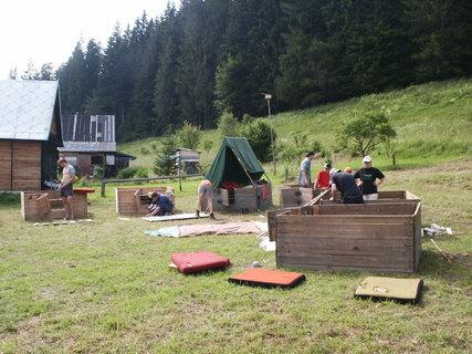 FOTKA - Vodácký tábor, Slovensko 2009 19