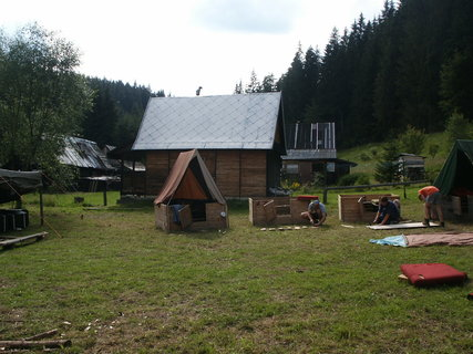 FOTKA - Vodácký tábor, Slovensko 2009 20