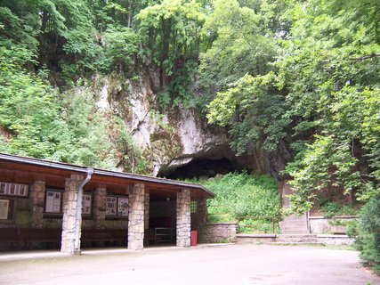 FOTKA - Javoříčské jeskyně