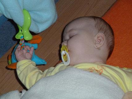 FOTKA - spánek